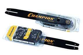 Набор шина CHAMPION 952928, 14'-РМ-50 зв.+2 цепи - CHAMPION