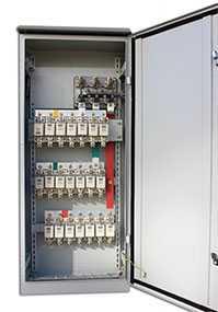 Шкаф силовой вводно-распределительный серии СПУ 62-9/I - Завод Энергооборудование