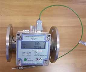 Счетчик газа промышленный ультразвуковой БУГ-0,1 G25 - Русбелгаз