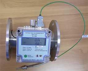 Счетчик газа промышленный ультразвуковой БУГ-0,1 G100 - Русбелгаз
