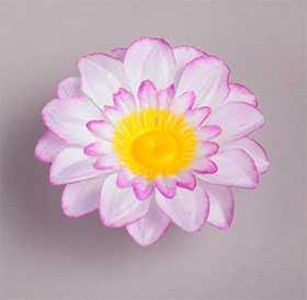 Головка цветочная искусственная Гербера средняя 51 - ДИШЕР