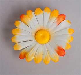 Головка цветочная искусственная Гербера Красота 64 - ДИШЕР