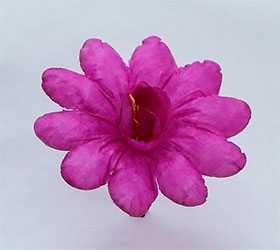 Головка цветочная искусственная Клематис круглолистный 76 - ДИШЕР