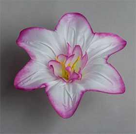 Головка цветочная искусственная Лилия простая 77 - ДИШЕР