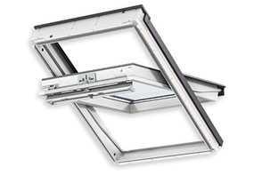 Мансардное окно VELUX PREMIUM (Велюкс Премиум) Комфорт GGU 0070 (влагостойкий полиуретан) - VELUX