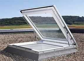 Фонарь зенитный для выхода на крышу - VELUX