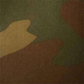 Ткань с покрытием с покрытием ПУ 210D_PU_camouflag