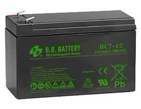 Аккумулятор BB Battery BC7-12 - B.B. Battery Co., Ltd