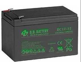 Аккумулятор BB Battery BC12-12 - B.B. Battery Co., Ltd