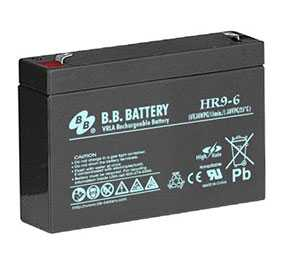 Аккумулятор BB Battery HR9-6 - B.B. Battery Co., Ltd