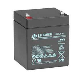 Аккумулятор BB Battery HR5,5-12 - B.B. Battery Co., Ltd