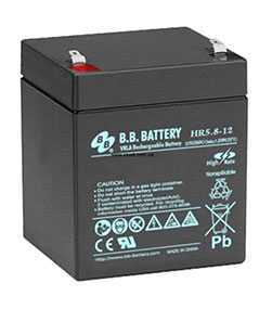Аккумулятор BB Battery HR5,8-12 - B.B. Battery Co., Ltd
