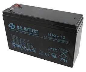 Аккумулятор BB Battery HR6-12 - B.B. Battery Co., Ltd