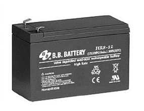 Аккумулятор BB Battery HR8-12 - B.B. Battery Co., Ltd