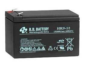 Аккумулятор BB Battery HR9-12 - B.B. Battery Co., Ltd