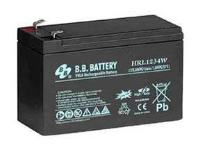 Аккумулятор BB Battery HR1234W - B.B. Battery Co., Ltd