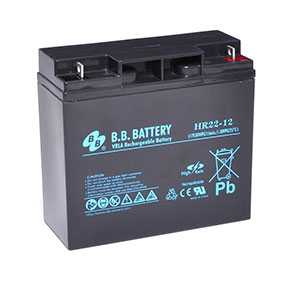 Аккумулятор BB Battery HR22-12 - B.B. Battery Co., Ltd