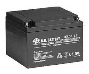 Аккумулятор BB Battery HR33-12 - B.B. Battery Co., Ltd