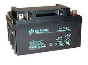 Аккумулятор BB Battery HR75-12 - B.B. Battery Co., Ltd