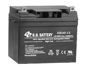 Аккумулятор BB Battery HR40-12 - B.B. Battery Co., Ltd