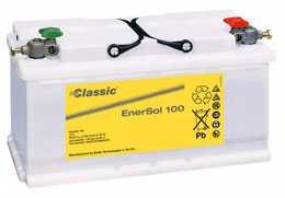 Аккумулятор промышленный Classic EnerSol - GNB Industrial Power