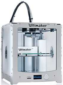 3D принтер Ultimaker 2+ (Plus) - Ultimaker