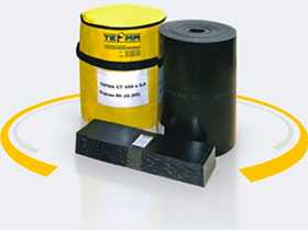 Лента термоусаживаемая ТЕРМА СТ 450х3,0 мм - ООО ТЕРМА