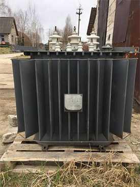 Трансформатор ТМГ 100 kV*A / 6.000 V - ЭВЕРПЛАСТ