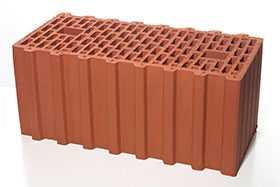 Блок поризованный керамический 14,3 НФ - Braer