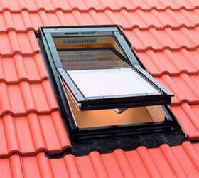 Окно мансардное FTS-V с закаленным стеклом - FAKRO