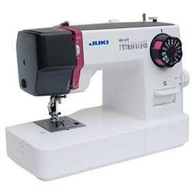 Швейная машина Juki (Джуки) HZL-27Z бытовая электромеханическая