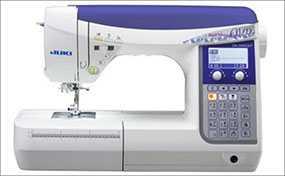 Швейная машина Juki (Джуки) HZL-DX2000QVP для квилтинга
