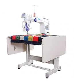Швейная машина Juki (Джуки) TL-2200QVP для квилтинга (сидячая версия)
