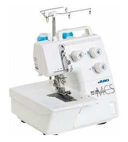 Стачивающе-обметочная машина (оверлок) Juki (Джуки) MCS-1500 бытовая