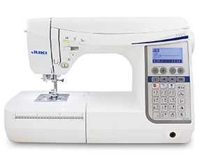 Швейная машина Juki (Джуки) HZL-DX5 бытовая с компьютерным управлением