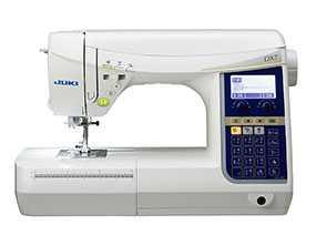 Швейная машина Juki (Джуки) HZL-DX7 бытовая с компьютерным управлением