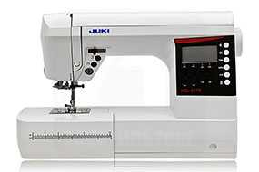 Швейная машина Juki (Джуки) HZL-G110 бытовая с компьютерным управлением