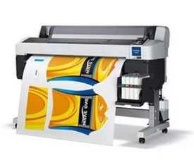 Принтер для сублимационной печати SureColor SC-F6200, ширина печати 111.8 см - Epson