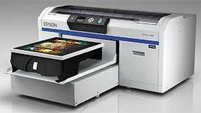 Принтер для прямой печати на ткани Sure Colour F-2000 - Epson