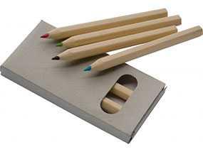 Набор карандашей в футляре, артикул 1127