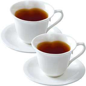 Набор чайный/кофейный Сердце на 2 персоны, артикул gf2735