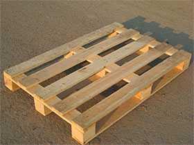 Поддон деревянный 1200 х 1000 х 150 мм - Могилевоблресурсы
