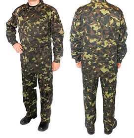 Костюм комуфляжный ОХРАНА (куртка,брюки) - Могилевоблресурсы