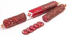 Колбаса сырокопченая Деликатесная - Брестский мясокомбинат