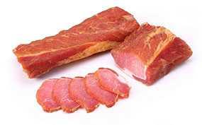 Изделие из свинины сырокопченое Полендвица Пряная - Брестский мясокомбинат