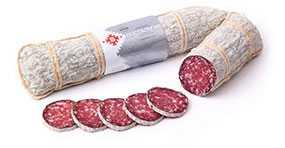 Колбаса сырокопченая Ностальгия - Брестский мясокомбинат