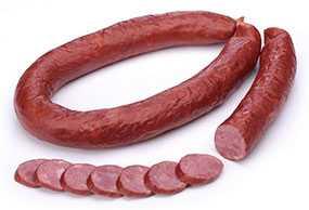 Колбаса варено-копченая Говяжья - Брестский мясокомбинат