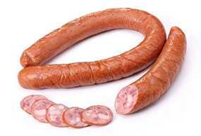 Колбаса полукопченая Тихорецкая - Брестский мясокомбинат