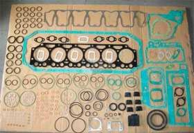 Комплект прокладок двигателя DEUTZ 0293.7627