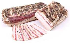 Продукт из шпика Грудинка по-крестьянски - Брестский мясокомбинат